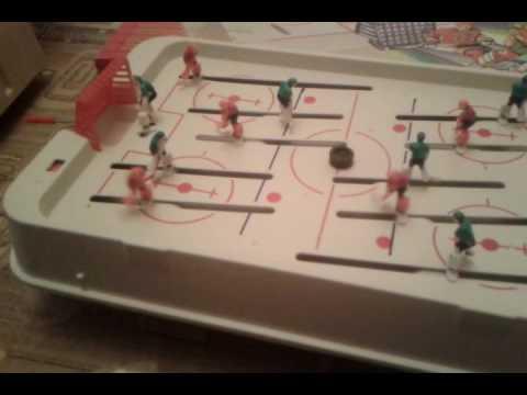 Настольная игра хоккей на двоих