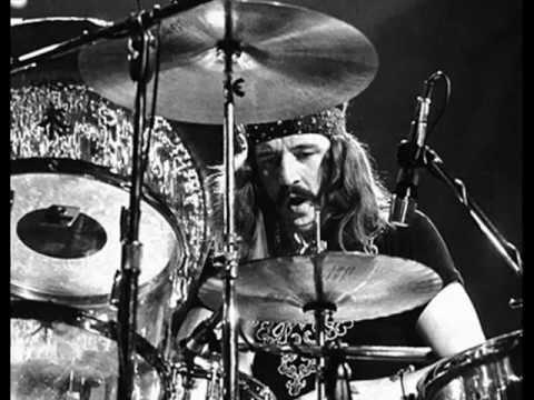 John Bonham Isolated Drum Track- Fool In The Rain