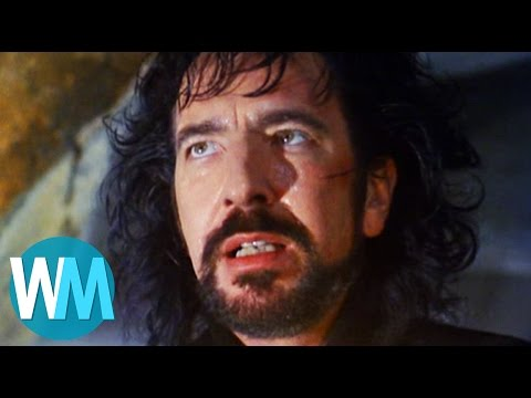 Top 10 Alan Rickman Performances
