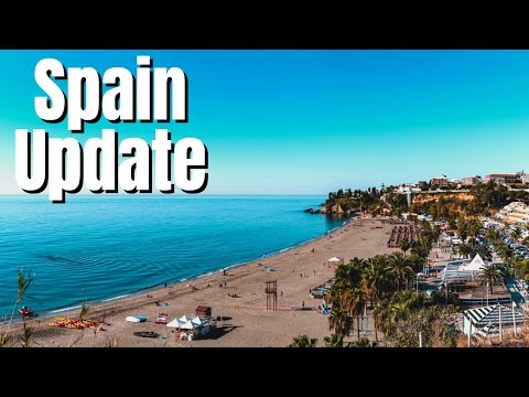 Spain update - Finally!