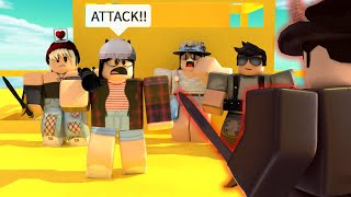 100 Player Serverbrick Battle The Doomspires Roblox Piggy With 100 Fans It S Chaos Roblox Piggy But Its 100 Players