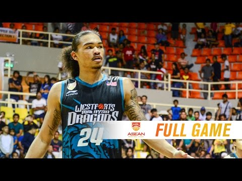 Alab Pilipinas vs. Westports Malaysia Dragons | FULL GAME | 2016-2017 ASEAN Basketball League