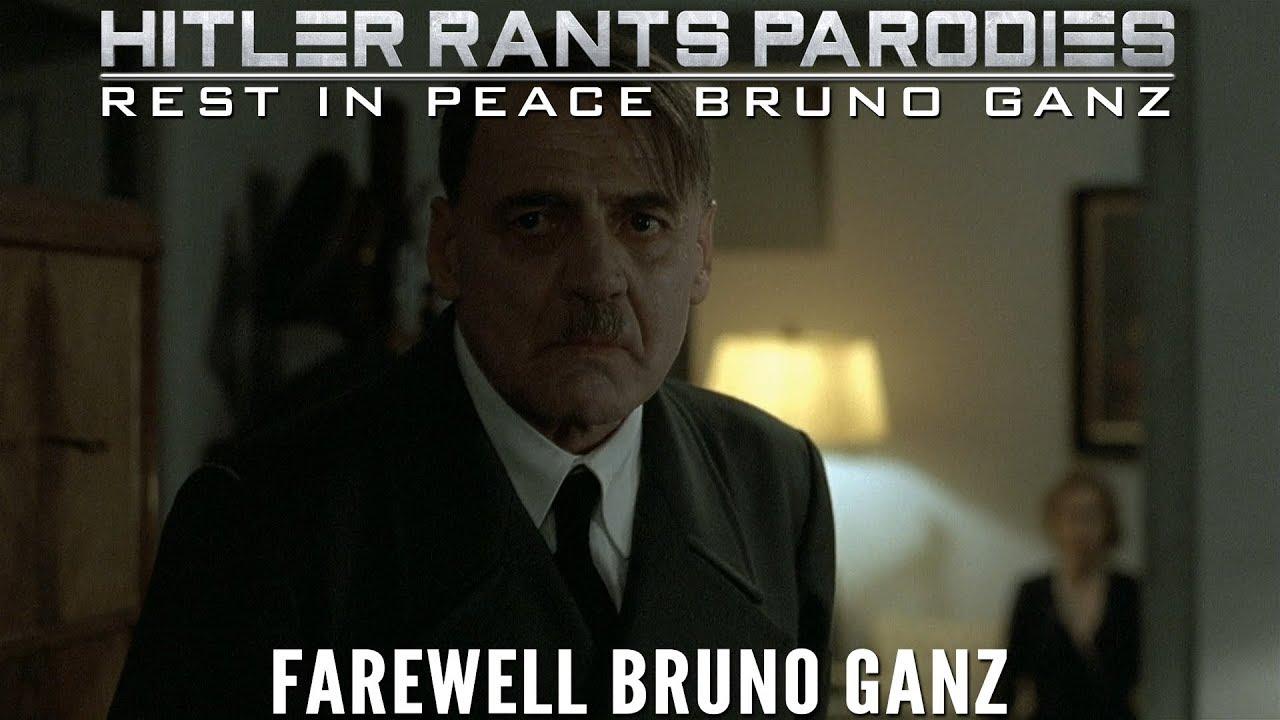 Farewell Bruno Ganz