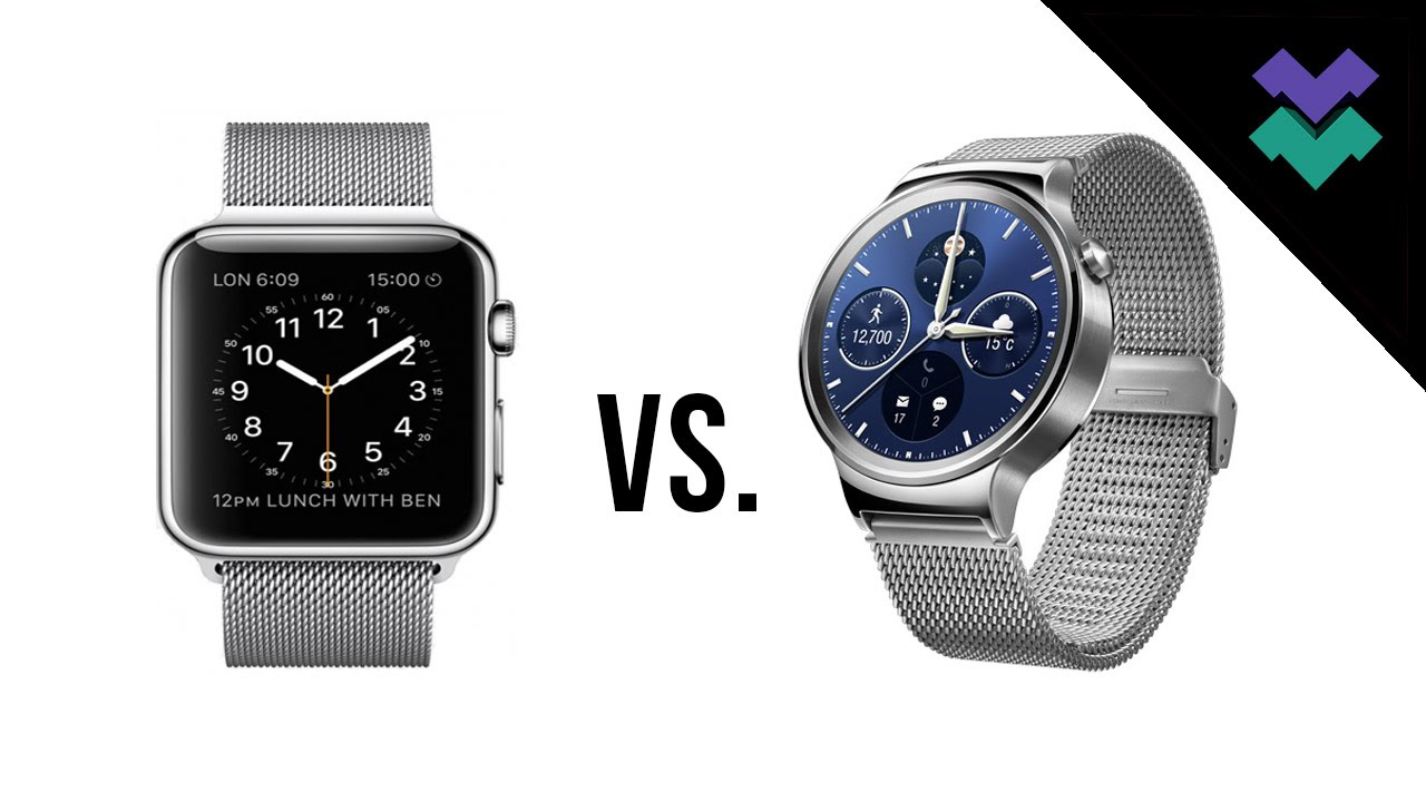 best android competitor to apple watch