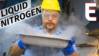 This is How You Cook With Liquid Nitrogen — You Can Do This! thumbnail