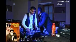 En evening in paris DJ PRAVISH K ENTERTAINMENT DEMO