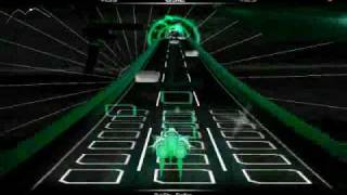 Owl City - Fireflies (Audiosurf Clip)