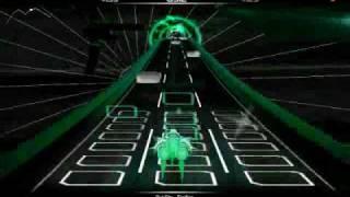 Owl City - Fireflies (Audiosurf Clip)