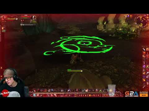 TWITCH MOUNT - World of Warcraft: Legion