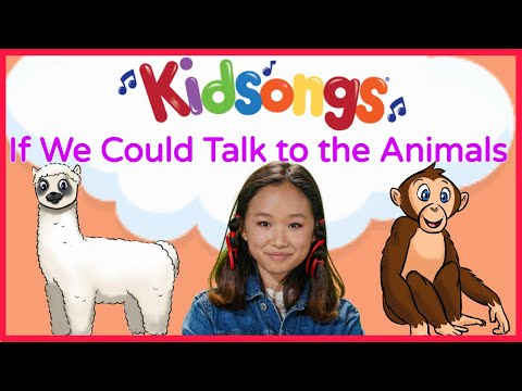 Talk to the Animals | Kidsongs | 5 LIttle Monkeys | Hound Dog | Best Kids Songs | PBS Kids | Rhymes