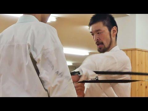 思わず空手に憧れてしまう映像・Be moved by Karate training