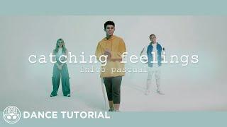 Inigo Pascual - Catching Feelings (feat. Moophs) | Dance Tutorial