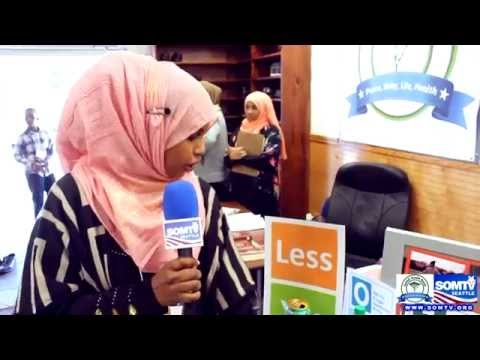 SOMTV Somali Health Board Health Fair Seattle, WA