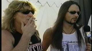 DOKKEN - Reb Beach and Jeff Pilson. Kiss of Death, Erase the Slate