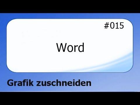 Word #015 Grafik Zuschneiden [deutsch]