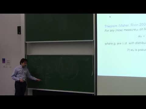 Giulio Tiozzo (Toronto) - Counting loxodromic elements