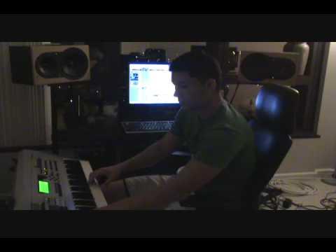 John Legend Quick Beat Watch elan fromThe 212 Music Group do a quick beat