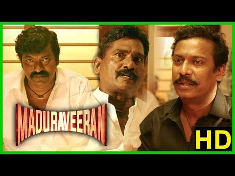 Madura Veeran Scenes | Marimuthu recollects past to Shanmuga Pandian | Vela Ramamoorthy attacked