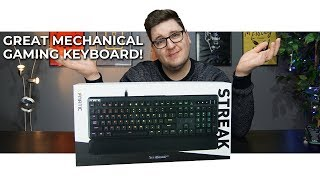 FNATIC GEAR GEN 2 KEYBOARD | FNATIC Streak Pro Keyboard Review