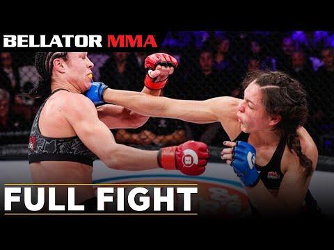 Bellator MMA: Alejandra Lara vs. Lena Ovchynnikova - FULL FIGHT