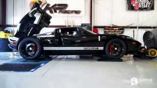 Kelly Bise - 2005 FORD GT 800 rwhp  (dyno testing)