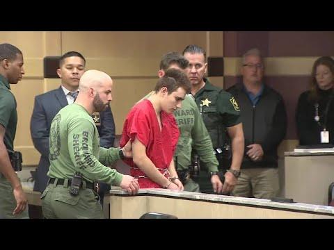 Full arraignment hearing for Nikolas Cruz