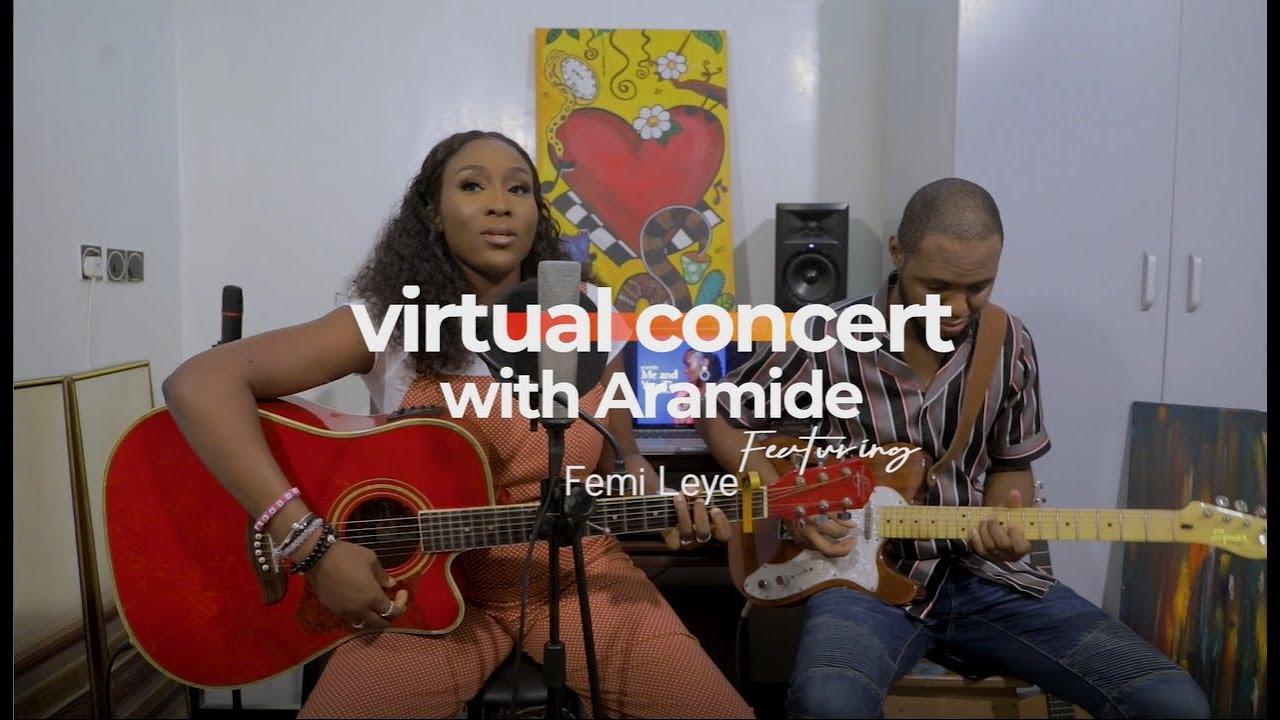 Download Aramide - Love Me (Virtual Concert)