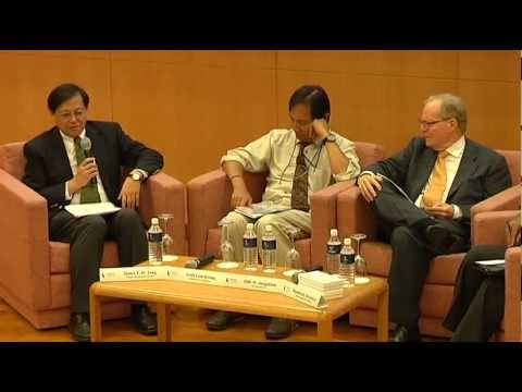 The Rise of Asia and the New Economic Order (13 July 2011)