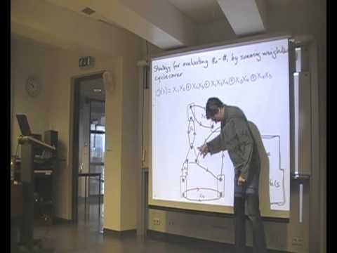 "Terry Rudolph: ""Quantum computing and matrix permanents"""
