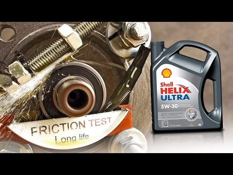 Shell Helix Ultra ECT 5W30 How well the engine oil protect the engine?