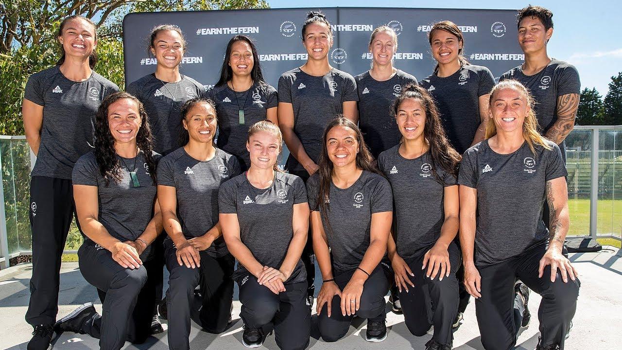 Women S Commonwealth Games Sevens Team Named Youtube