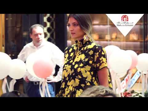 MOE Fashion Live at Mall of the Emirates