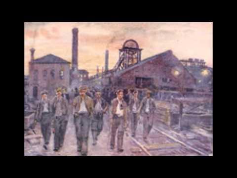 Welsh Coal mining