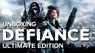 Unboxing: Defiance Ultimate Edition - うぐぅ~
