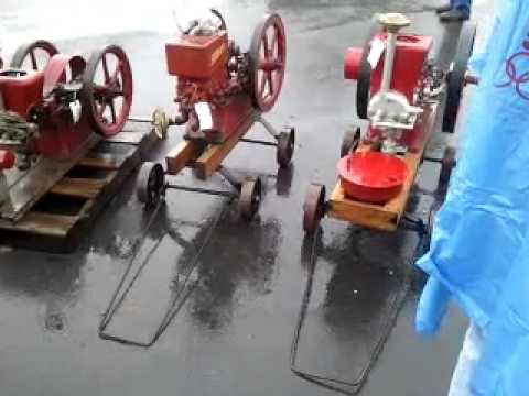 2012 Leola Antique Engine Auction