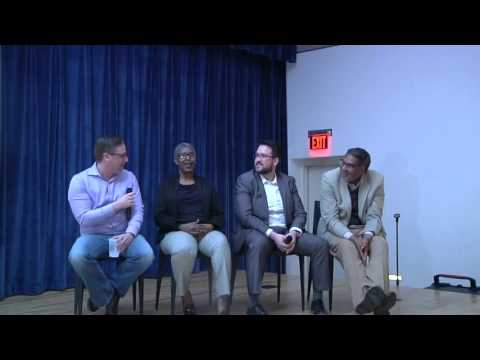 Chi-Raw: Violence Panel (FILM at the Erie Art Museum)