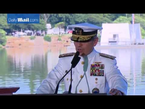 Adm. Harry Harris calls out Kaepernick at Pearl Harbor anniversary
