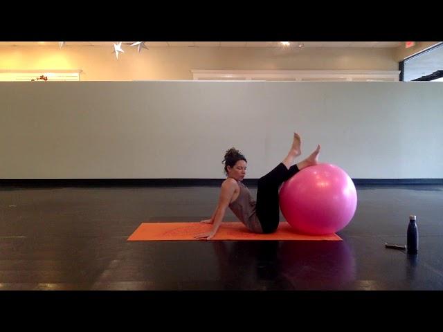 Miss Elizabeth Ballet Stronger 4/28