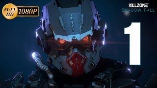 Killzone Shadow Fall PS4 Walkthrough Parte 1 Capitulo 1 y 2 Gameplay Español Guia 1