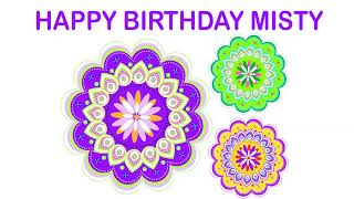 Misty   Indian Designs - Happy Birthday