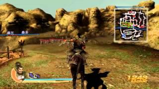 16:57 Dynasty Warrior 8 Fifth star weapon Zhang Fei Defeat Jia Xu w...