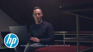 Pol Espargaró #DominateTheGame con el portátil OMEN by HP