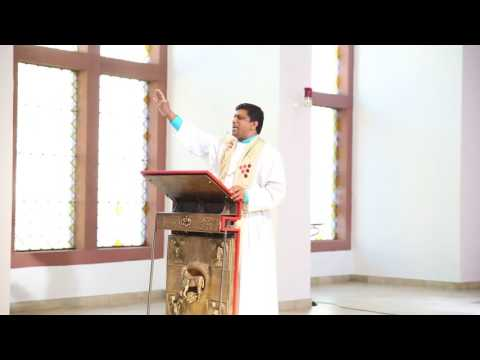 Sermon about Family in Tamil by Fr.Celestine ISch at Frankfurt on 08-05-2016