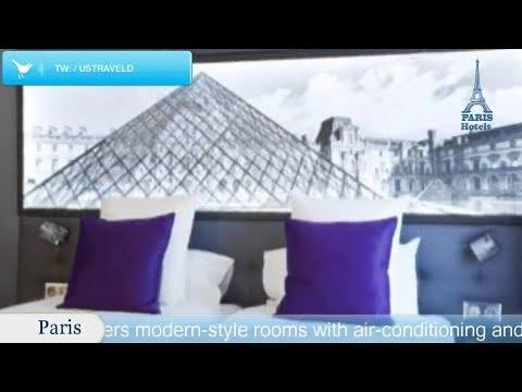 Best Western Nouvel Orléans Montparnasse - Paris Hotels, France