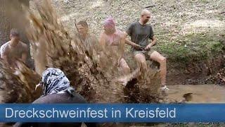 Verrückte Sauerei: Dreckschweinfest und Pfingsttraditionen im Mansfelder Land