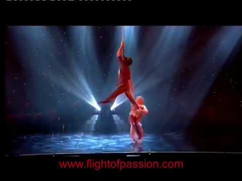 FLIGHT OF PASSION Monaco Cirque Festival