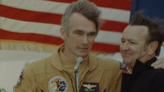 Apollo 17 Reunion at Ellington Air Force Base - December 21st 1972