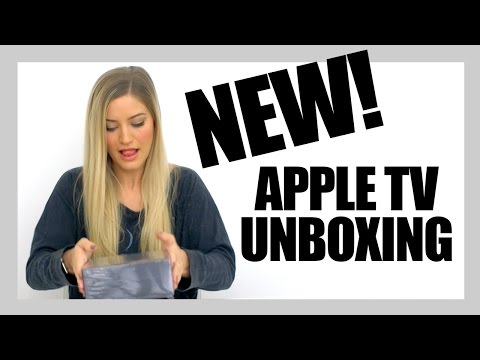 NEW Apple TV Unboxing! | iJustine