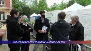 Yvelines   Une stratégie départementale adaptée chez EELV