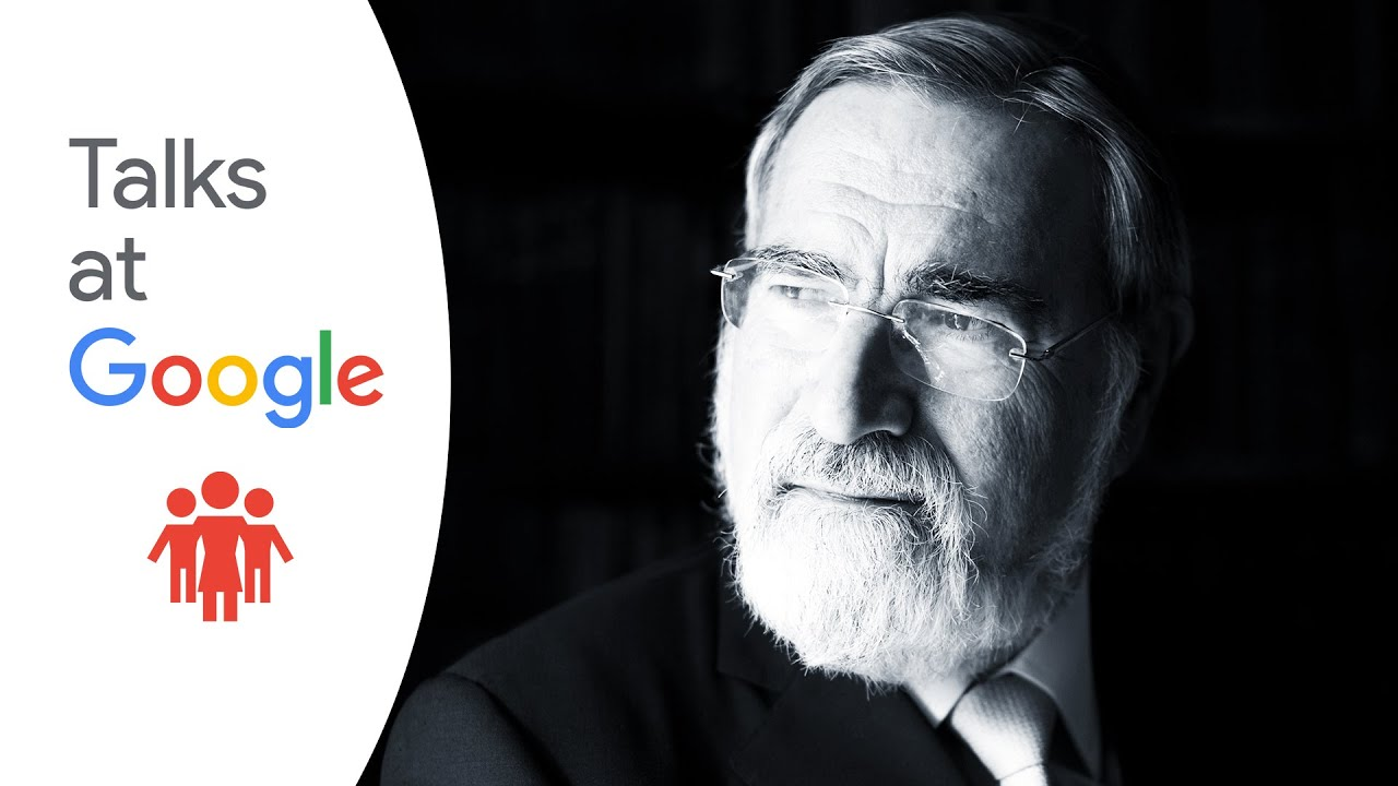 Jonathan Sacks | Morality: Restoring the Common Good in Divided Times | Talks at Google